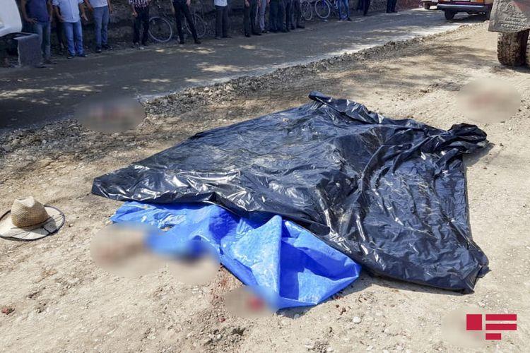 Bakıda avtobusun vurduğu piyada ölüb