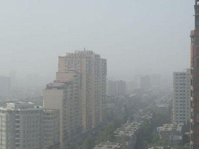 Bakıda və Abşeronda havada toz dumanı müşahidə edilir