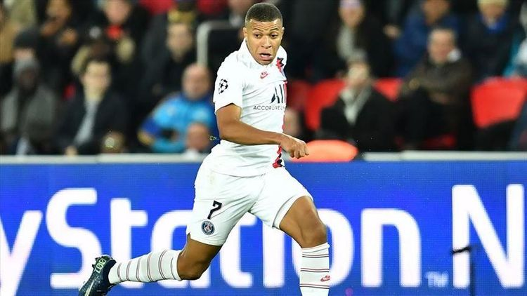 Football: PSG star Kylian Mbappe contracts COVID-19