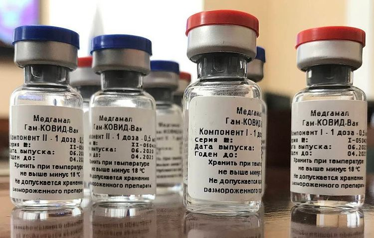 First batch of Sputnik V vaccine for civilian circulation produced in Russia
