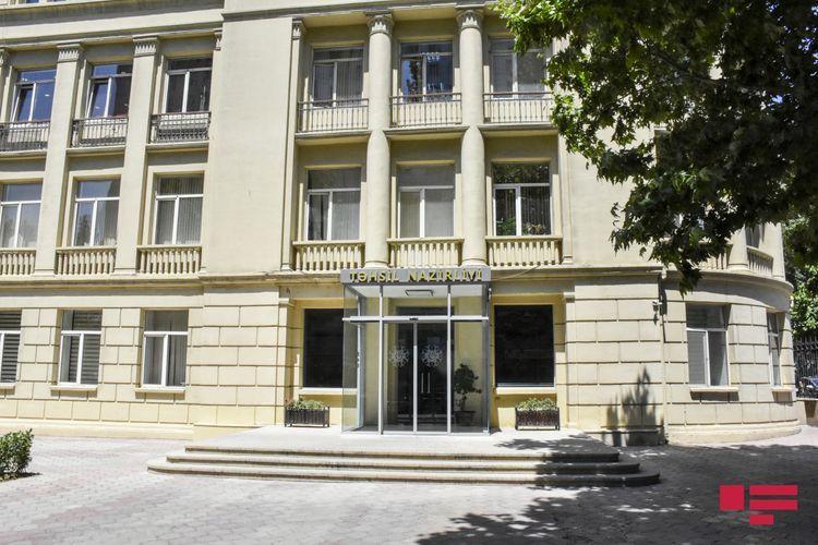 Обнародованы даты каникул в Азербайджане в 2020-2021 учебном году