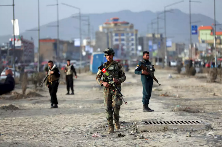 Taliban takes 10 local people hostage in Afghanistan