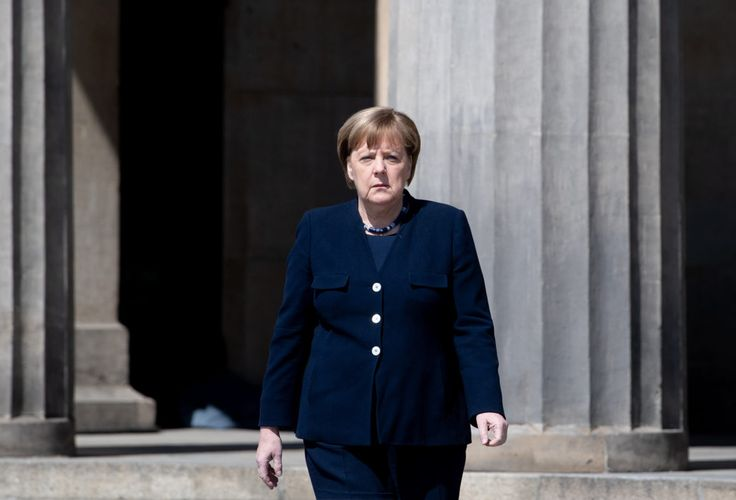Merkel hopes Germany to continue keeping COVID-19 under control