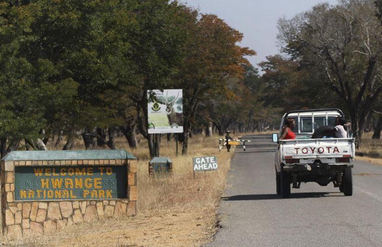 Zimbabwe bans mining in wildlife parks