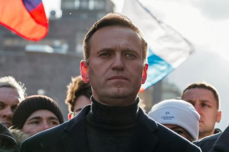 G7 foreign ministers condemn Navalny
