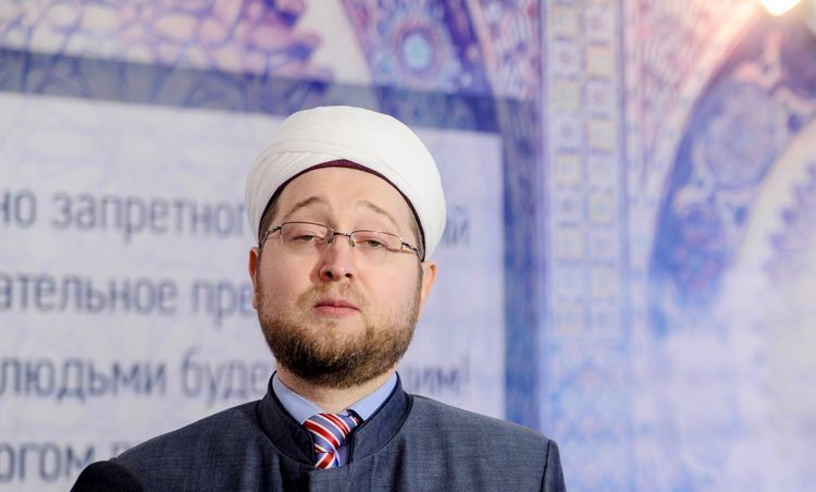 Moscow mufti infected with coronavirus