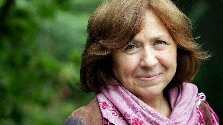 Belarus yazıçı Svetlana Aleksiyeviç çağırış edib