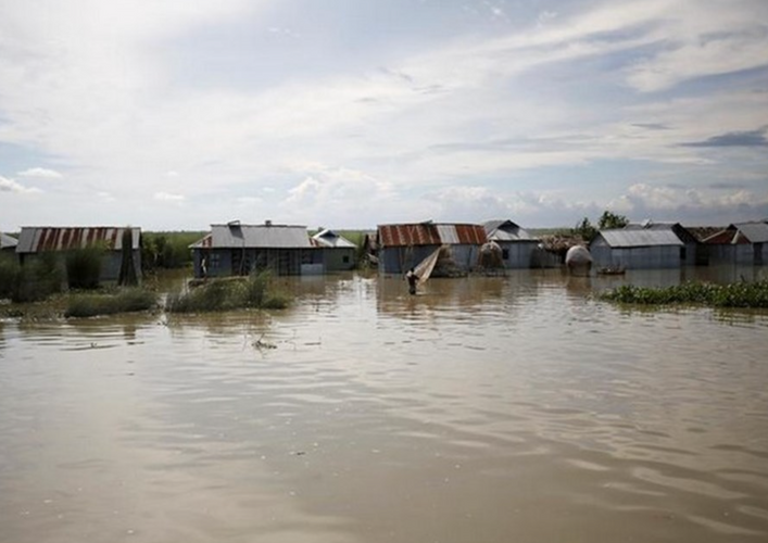 Floods kill at least 13 and injure 19 in Burkina Faso