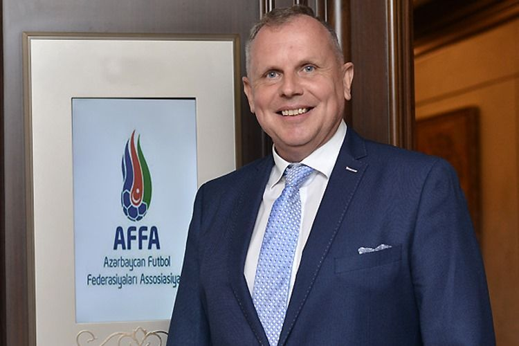 Chairman of AFFA's Committee of Referees received appointment from UEFA