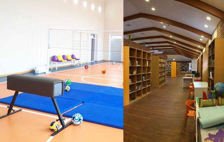В школах Азербайджана запрещено пользоваться спортзалами и библиотеками