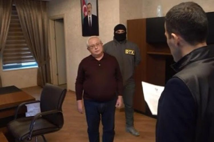 Neftçalanın sabiq icra başçısının həbs müddəti uzadılıb - YENİLƏNİB-2