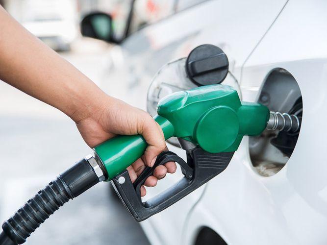 Sale of automotive fuel in Azerbaijan decreased