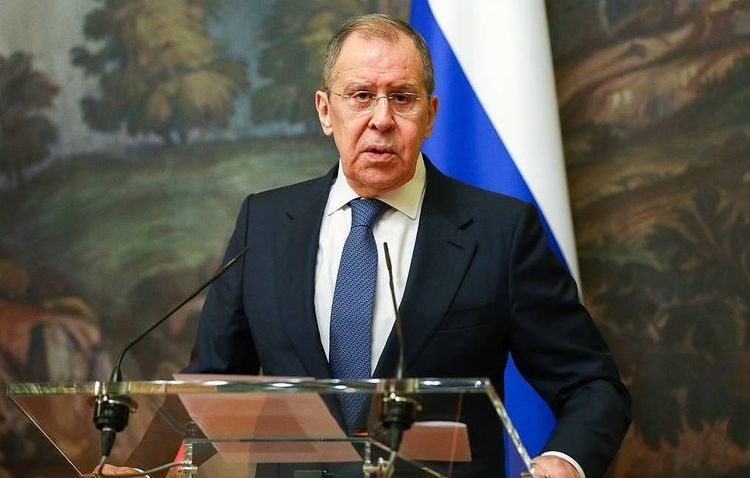 Russia to react to possible new Western sanctions, says Lavrov
