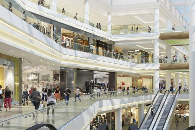 Крупные торговые центры будут закрыты до 30 сентября