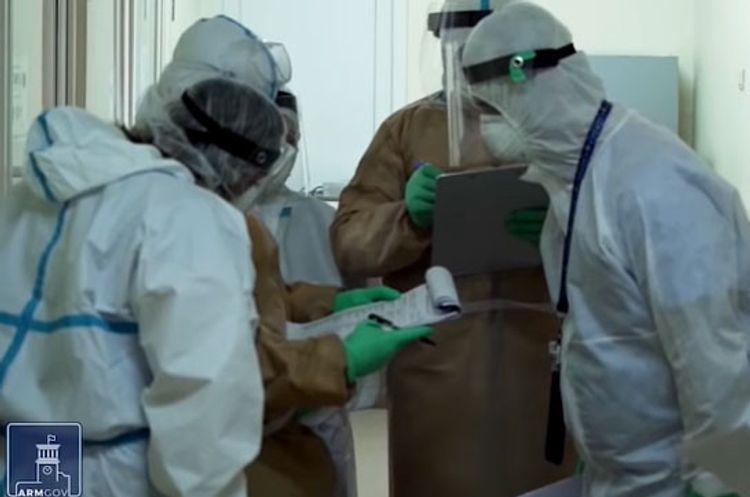 Number of coronavirus cases in Armenia increases by 187 in 24 hours