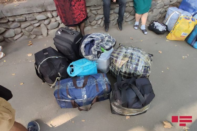 Evacuation of Azerbaijanis from Georgia ends - <span class='red_color'>PHOTO</span> - <span class='red_color'>UPDATED</span>