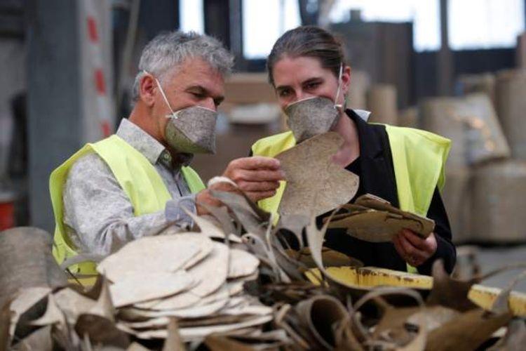 French company develops biodegradable hemp masks