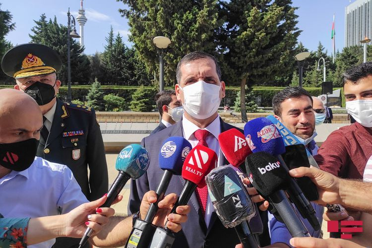 "Turkish Ambassador: ""Azerbaijan"