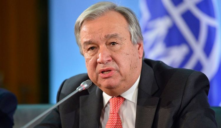 UN Secretary-General appeals for waiving of sanctions that can undermine countries
