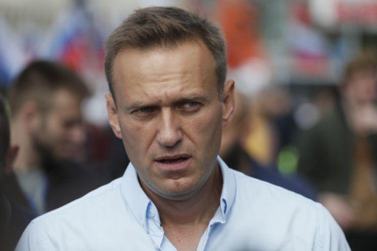Aleksey Navalnı zəhərləndikdən sonra ilk dəfə foto paylaşıb