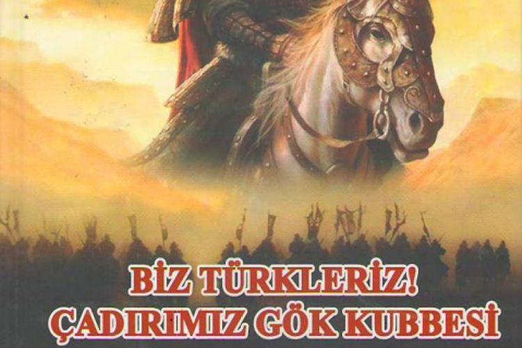 """""""Biz türklərik! Çadırımız göy qübbəsi"""" kitabı təqdim olunub"""