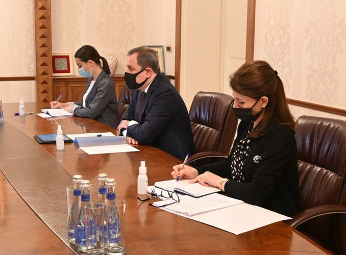 Azerbaijani FM: Recent large-scale armament of Armenia is an indication of the country