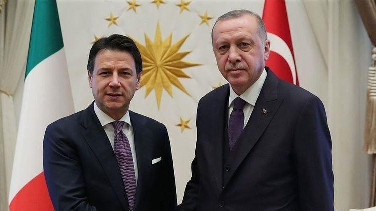 Turkish president, Italian premier speak over phone