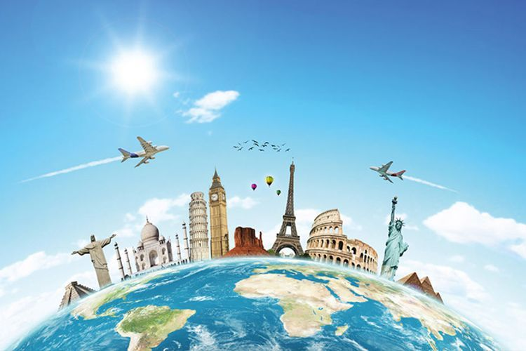 Global tourism sector lost $ 460 bln. due to coronavirus in first semester of year