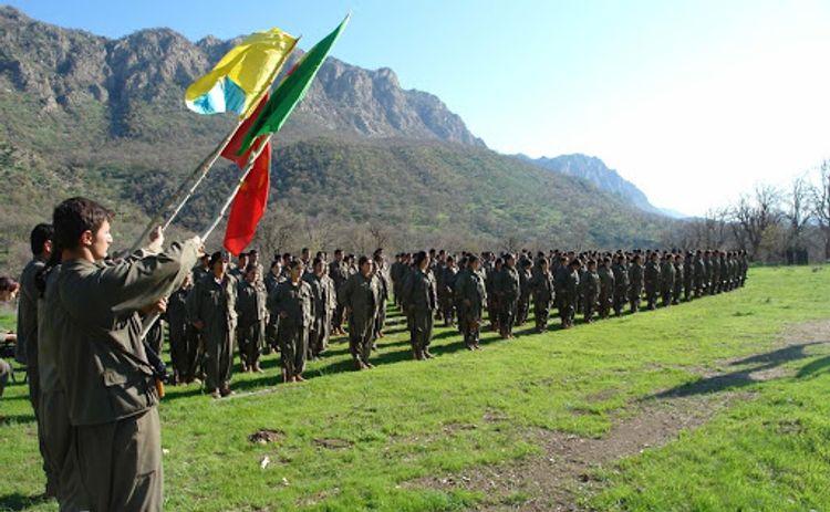 Erməni-PKK işbirliyi açıq müstəvidə - TƏHLİL