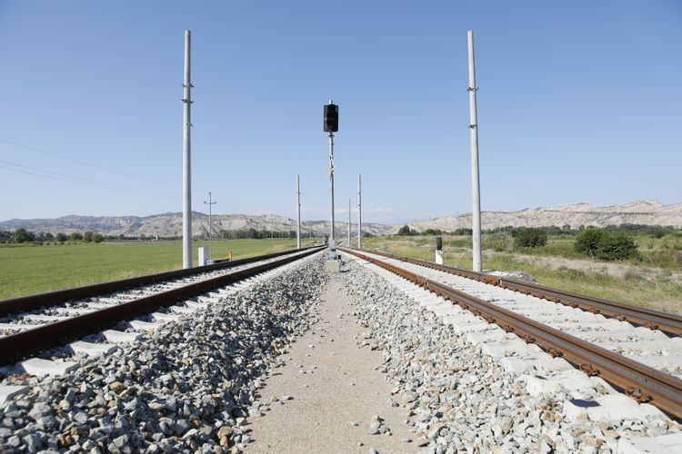 Azerbaijan Railways: Railway to Gabala to be commissioned by end of this year