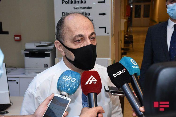 Представители Министерства юстиции и TƏBİB вместе с врачом навестили Тофига Ягублу  - <span class='red_color'>ФОТО</span>