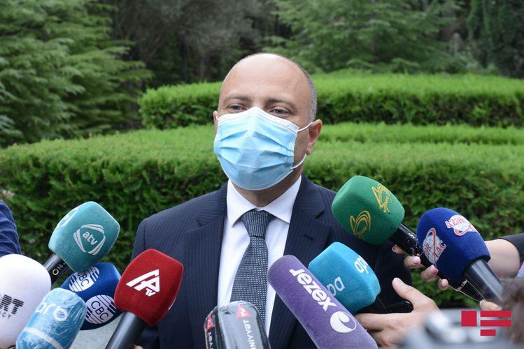 """Anar Kərimov: """"Fəxri adlara təqdim olunan namizədləri müstəqil komissiya müəyyənləşdirəcək"""""""