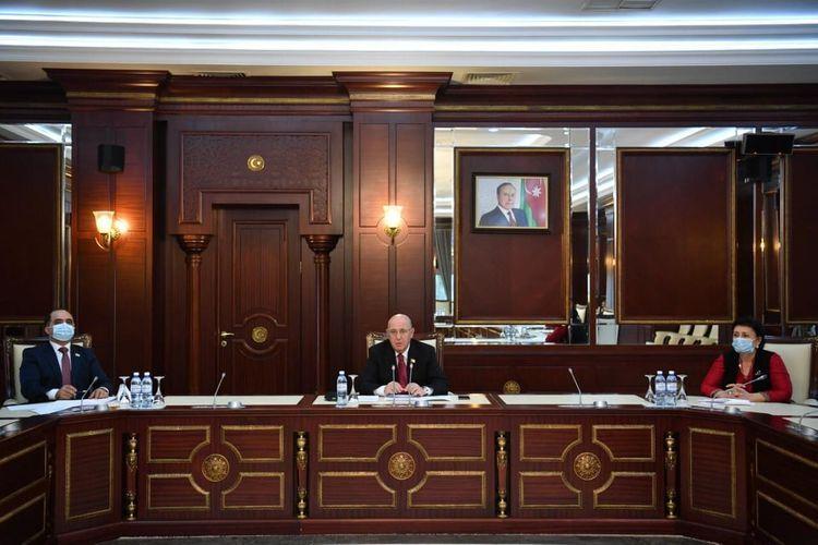 В рамках осенней сессии ММ состоялось первое заседание Комитета по здравоохранению