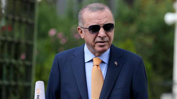 Turkey's research ship to resume E.Med mission, says Erdogan