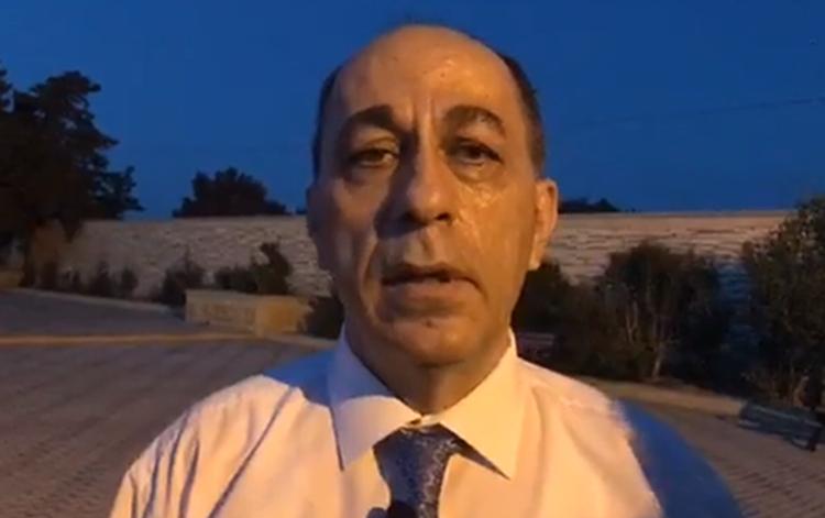 """Adil Qeybulla: """"Qərar bizə çatan kimi Tofiq Yaqublunu qidalandıracağıq"""""""