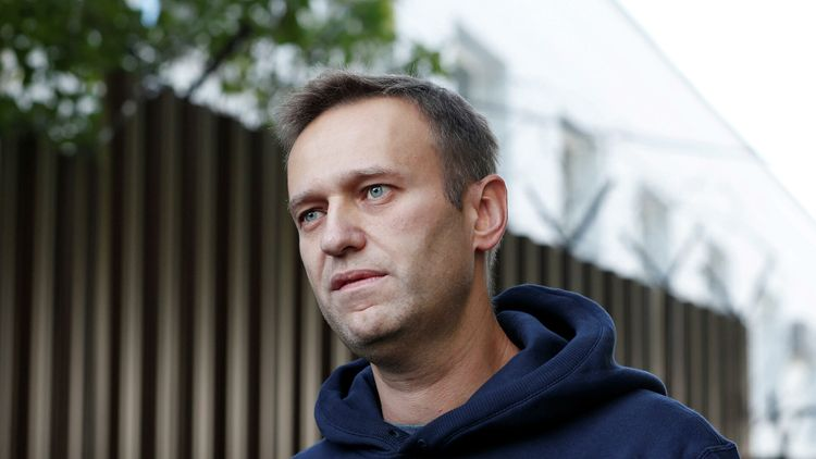Russian Prosecutor General's Office sends appeals to France, Sweden over Navalny