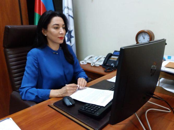 Ombudsman vətəndaş cəmiyyəti institutlarının nümayəndələri ilə görüş keçirib