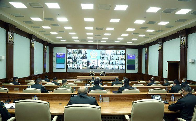 Министр обороны: Азербайджанская Армия полностью готова к пресечению любых провокаций противника и к решительным ответным действиям