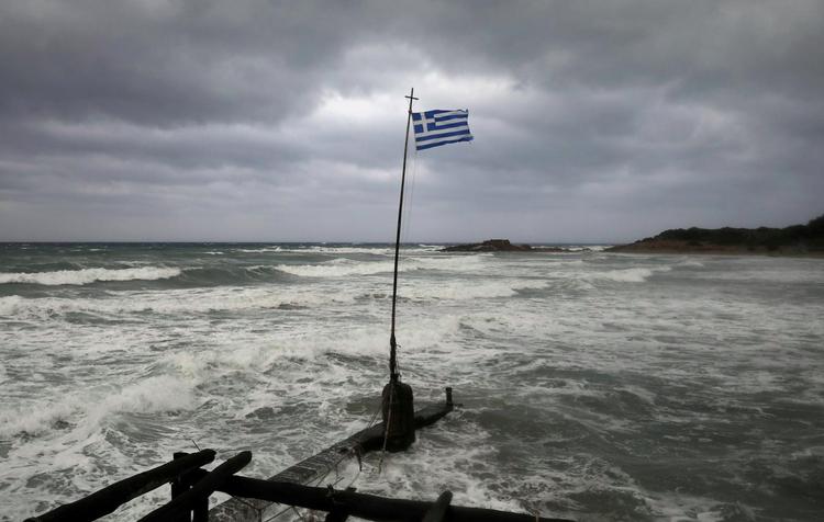 Yunanıstanda qasırğa tələfata səbəb olub