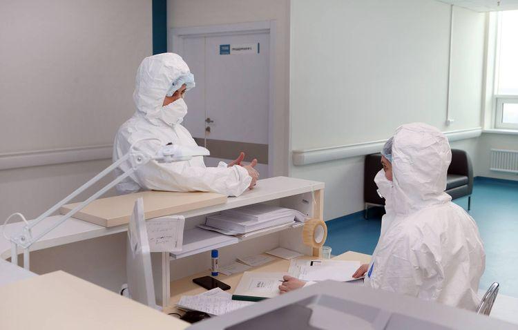 Moskvada son bir gündə 13 nəfər koronavirusdan ölüb