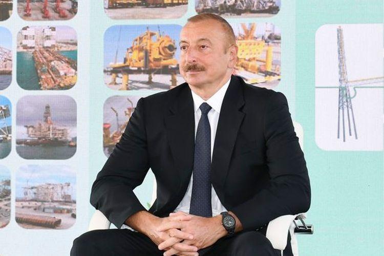 Ильхам Алиев: В последние годы существования Советского Союза в отношении Азербайджана была проявлена большая несправедливость