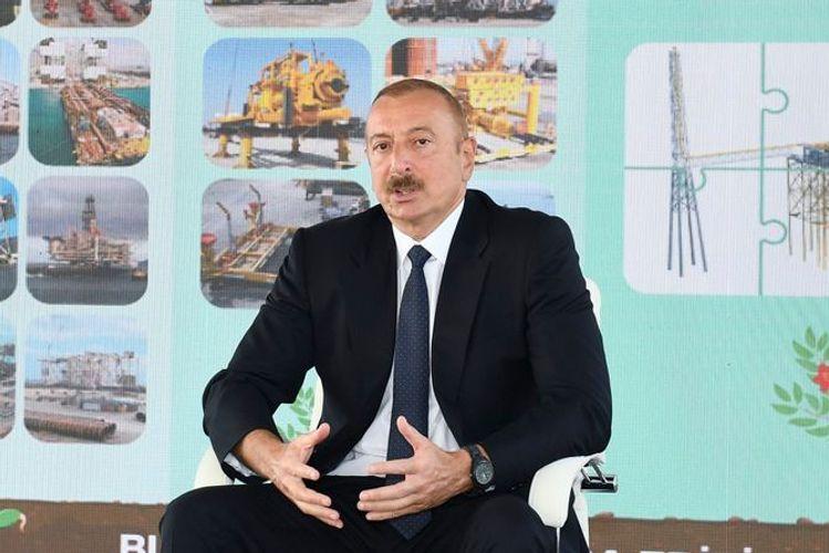 Президент Азербайджана: Если армяне не откажутся от своих грязных планов, то последствия для них будут очень тяжелыми
