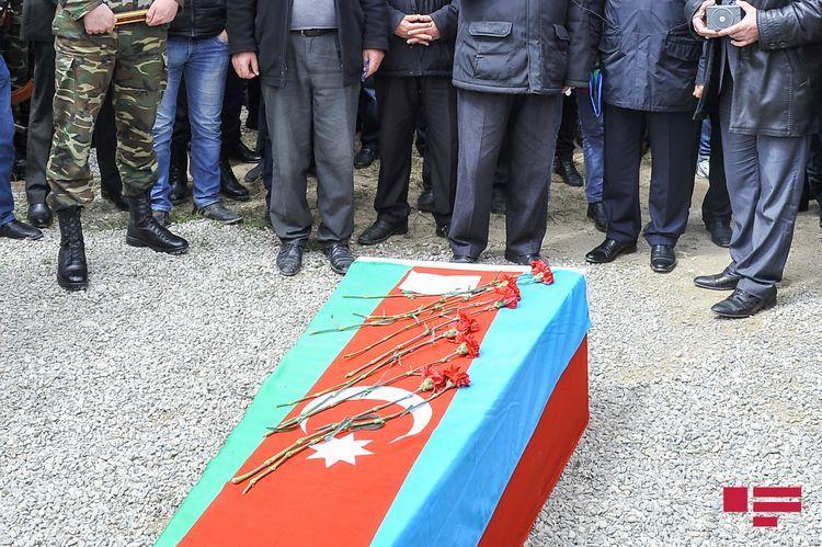 Azerbaijani serviceman martyred