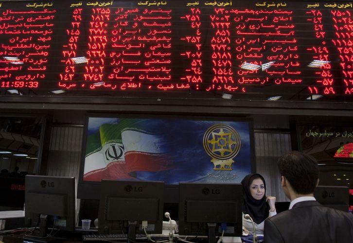 Tehran Fond Birjasının indeksi sanksiyaların bərpası xəbərindən sonra enib
