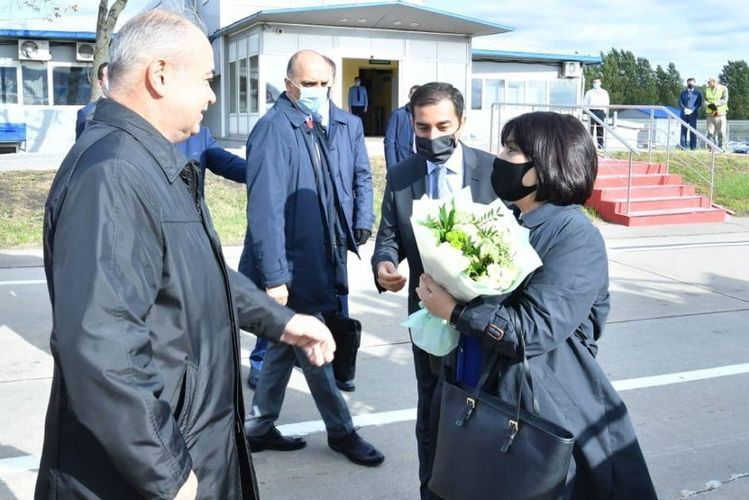 Speaker of Azerbaijani Parliament pays an official visit to Russia