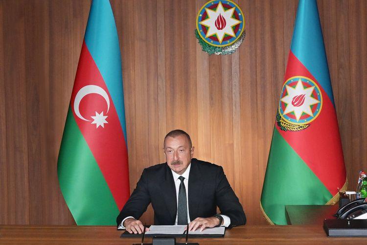 """Azərbaycan Prezidenti: """"BMT-nin qlobal iqtisadi idarəçilikdə rolu gücləndirilməlidir"""""""