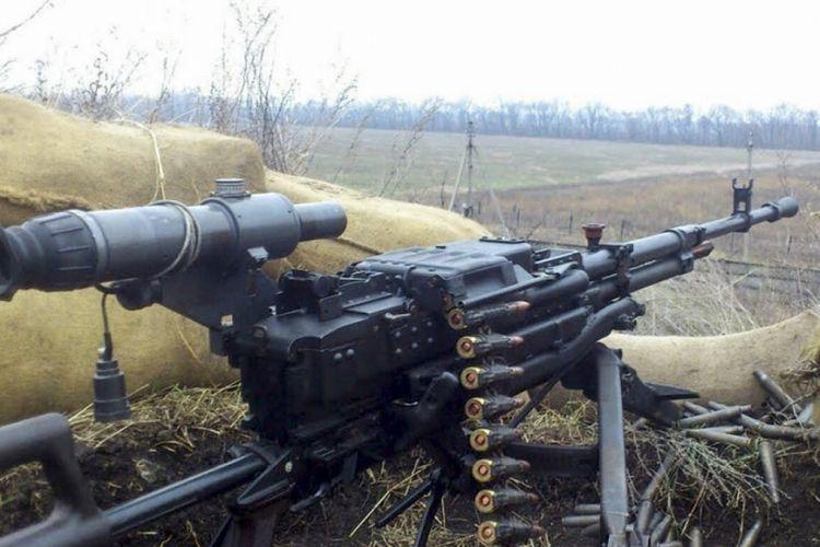 Ermənistan silahlı qüvvələri atəşkəs rejimini 33 dəfə pozub