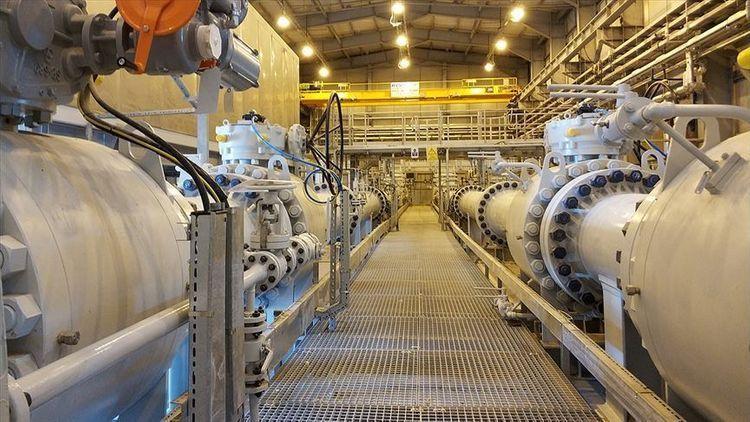 До сегодняшнего дня посредством TANAP в Турцию транспортировано 6,7 млрд. кубометров газа