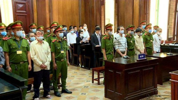 Vietnam jails 20 for terrorism over police station bombs