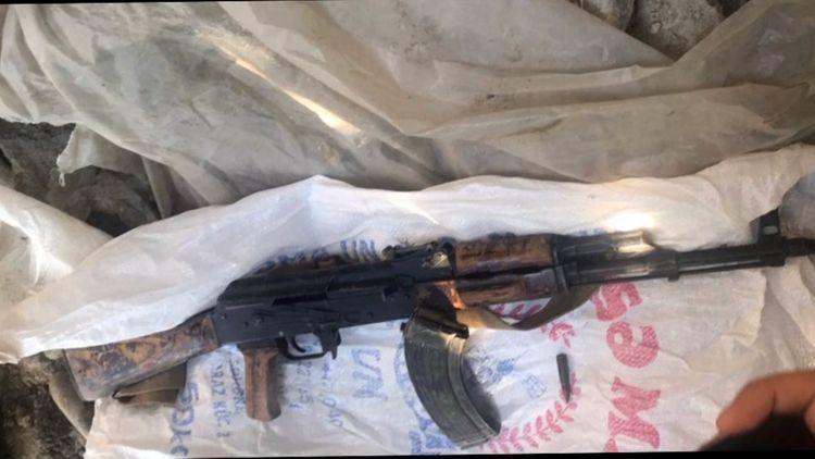 Сотрудники ГУБОП провели операцию против вооруженных лиц